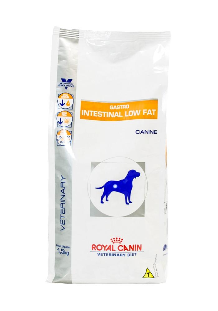 Royal Canin Gastro >> Ração Royal Canin Vet. Diet. Gastro Intestinal Low Fat Can ...