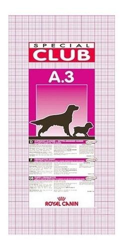 royal canin club a3 cachorro 15 kg
