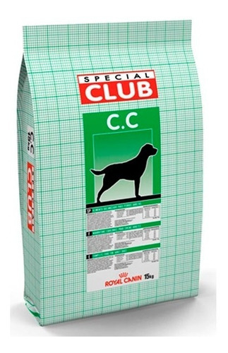 royal canin club cc 15 kilos