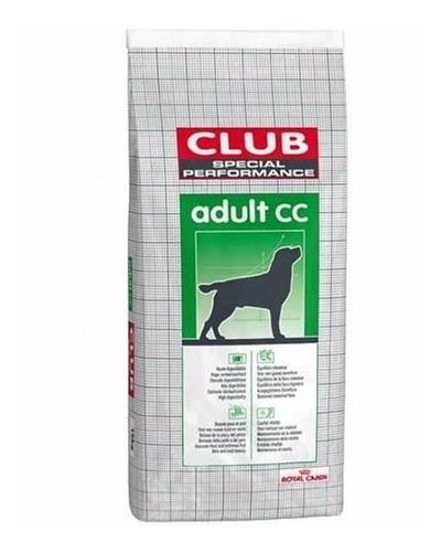 royal canin club cc 15kg