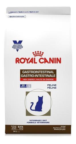 royal canin gastrointestinal high energy feline 4 kg - gato - nuevo original sellado
