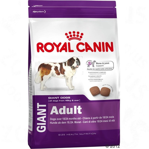 royal canin giant adulto+ despacho+ regalo