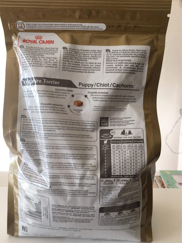 royal canin yorkshire terrier puppy (1.13 kg)