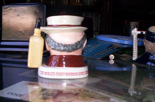 royal doulton jarra licorera beam whiskey