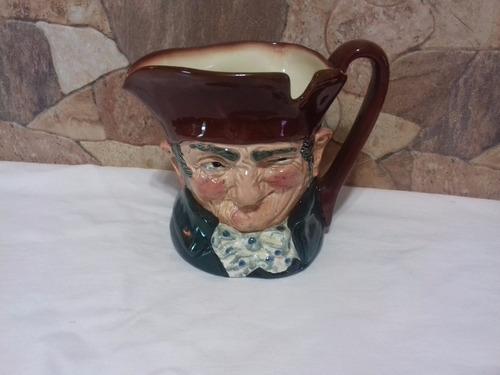 royal doulton jarra old charley grande