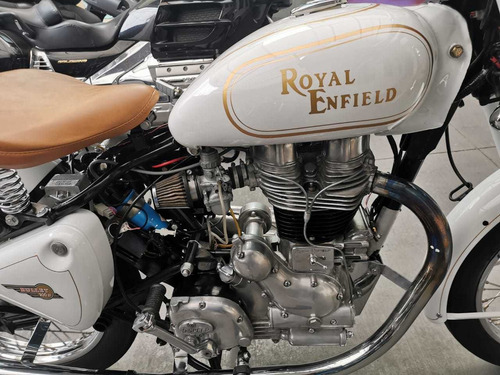 royal enfield bullet 500 05 impecable titulo limpio checala!