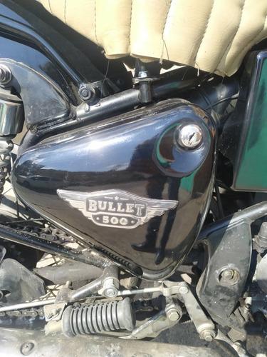 royal enfield - bullet 500