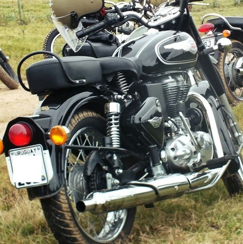 royal enfield bullet 500. carburador. modificada classic