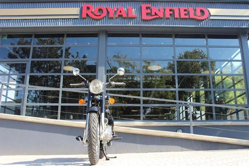 royal enfield bullet 500 inyección negra 0 km 2018