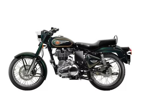 royal enfield bullet 500 - modificada