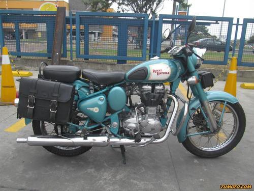 royal enfield bullet clasic 500 501 cc o más