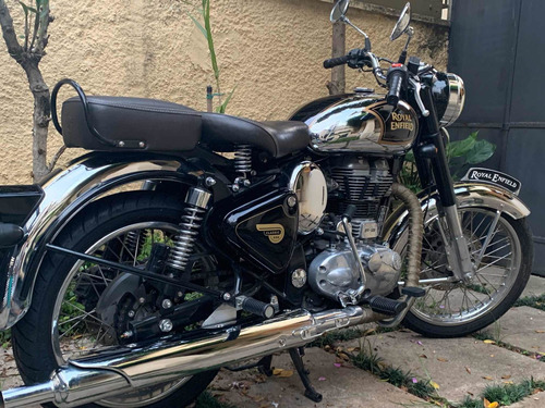 royal enfield chrome 500