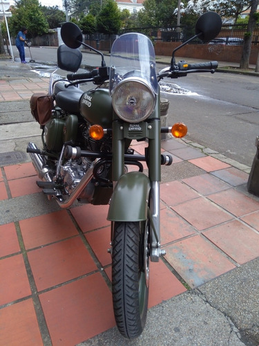 royal enfield classic 350 6700 kms!