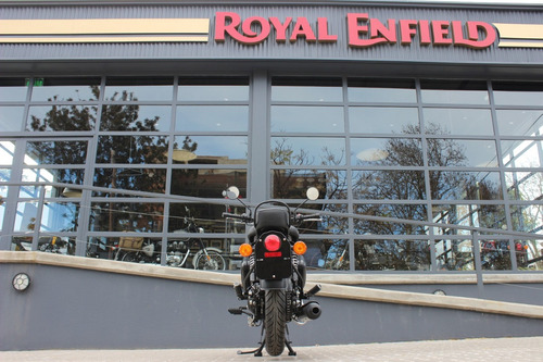 royal enfield classic 500 0 km negra stealth black abs