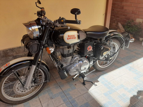 royal enfield classic 500  ano 2017/2017 impecavél