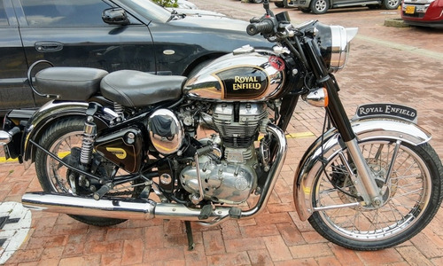 royal enfield classic 500 cc 2017
