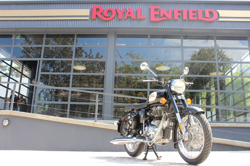 royal enfield classic 500 classic black 0 km inyección abs