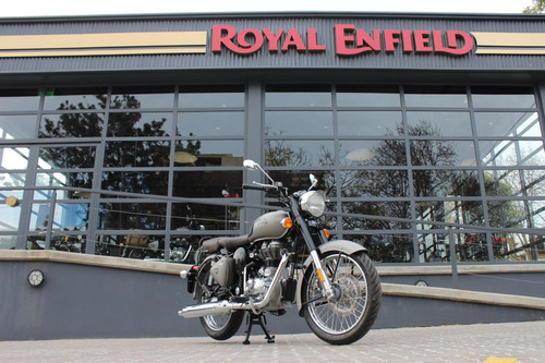 royal enfield classic 500 gris 0 km 2018 gunmetal grey