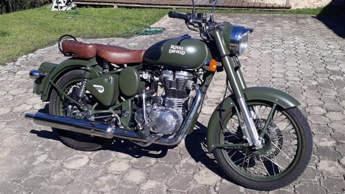 royal enfield classic 500 mod. 2017