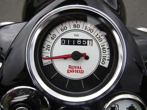 royal enfield classic cromada