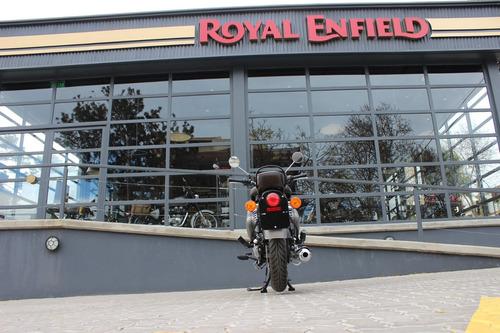 royal enfield classic gunmetal grey 2018 - re vicente lópez