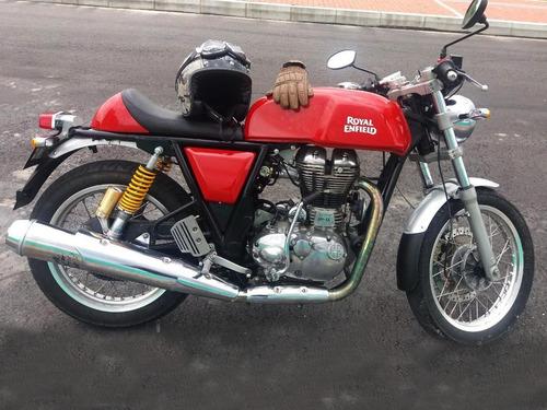royal enfield continental 535cc | cafe racer | financiada!