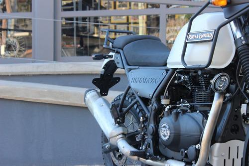 royal enfield himalayan 0 km blanca touring inyección motos