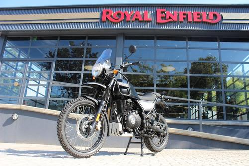 royal enfield himalayan 0 km negra abs 400