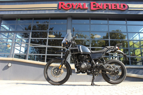 royal enfield himalayan 0 km off road multiproposito negra