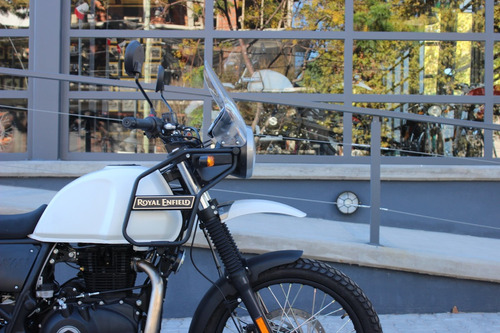 royal enfield himalayan blanca 0 km 2018 off road
