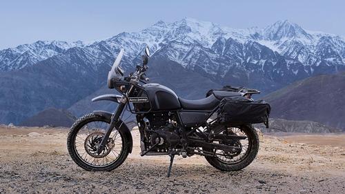 royal enfield himalayan moto cross y urban