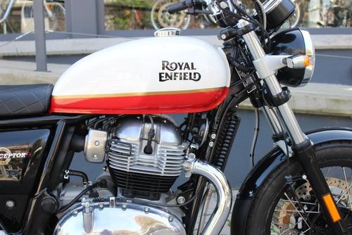 royal enfield interceptor 650 baker express no triumph