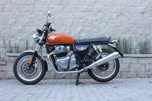 royal enfield interceptor 650 bicilindrica