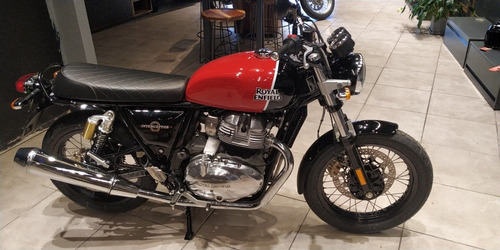 royal enfield interceptor 650 bicilindrica rosario custom