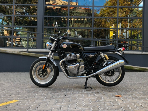 royal enfield interceptor 650 gris no benelli leoncino