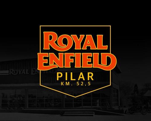 royal enfield interceptor 650 pilar (ingreso agosto)