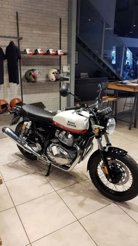 royal enfield interceptor 650 - toda la linea de royal