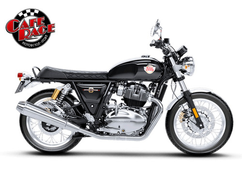 royal enfield interceptor 650cc 2019 cafe race, bicilindrica