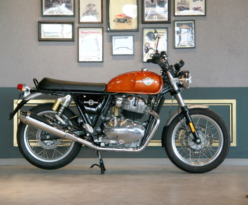 royal enfield interceptor 650(ingreso agosto)