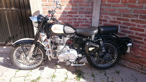 royal enfiled clasicc 500cc