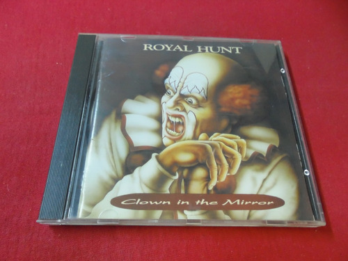 royal hunt - clown in the mirror - made in japan