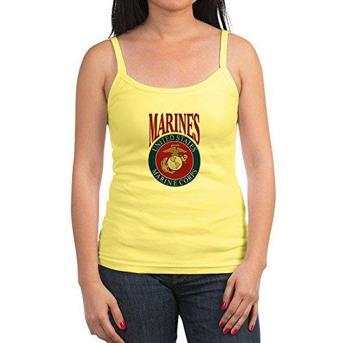 royal lion jr. spaghetti tank us marines marines emblem