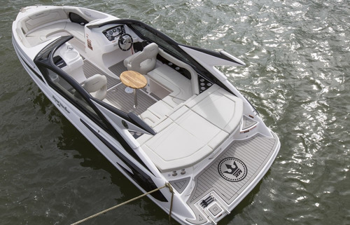 royal mariner 240 open pronta pra navegar!