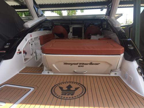 royal mariner 270 cabinada pronta pra navegar!
