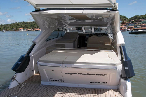 royal mariner 390 ht  pronta pra navegar!
