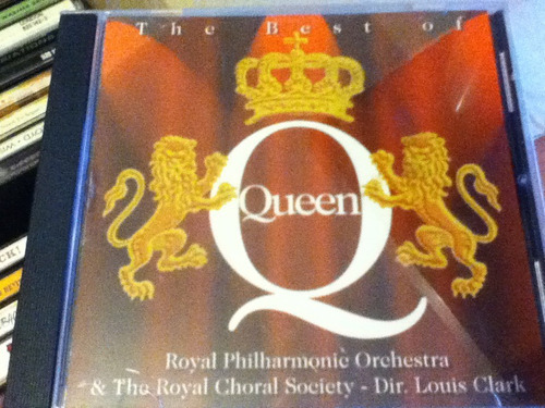 royal philarmonic orchestra - the best of queen