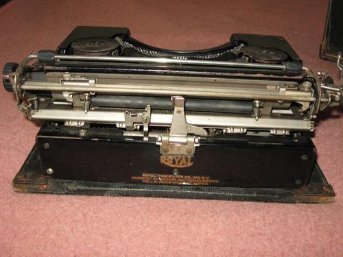 royal portable verdadera antiguedad#180