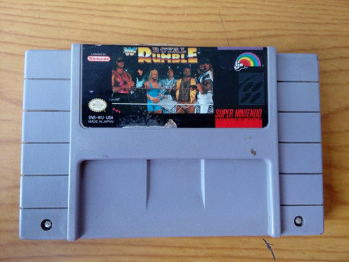 royal rumble super nintendo