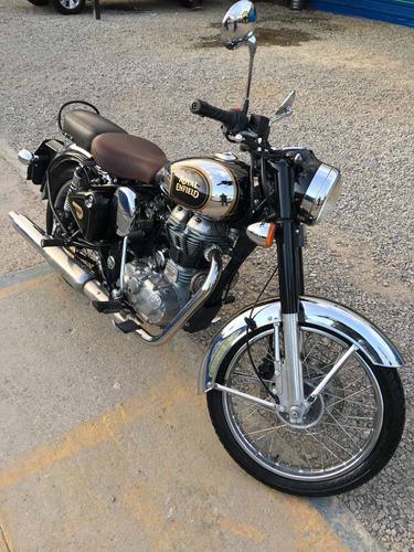 royald enfield classic cromada 500