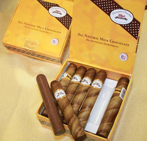 royale thompson cigarschocolates x12